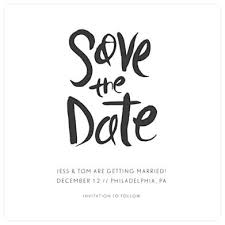 Christmas Party Save The Date Templates Save The Date Party Template Invitation Bridal Shower