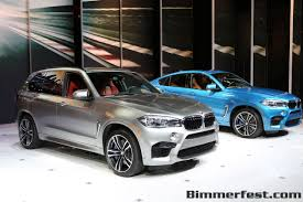BMW 3 Series bmw x5 2003 review : 2015 BMW X5 M & X6 M first impressions from the LA Auto Show ...
