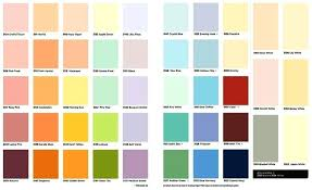 Nippon Paint Color Chart Pdf 79 Unmistakable Asian Paints Colour Chart Exterior Wall