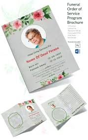 Funeral Pamphlet Template Booklet Australia – Dyppedukop.info