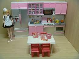barbie size dollhouse furniture set. delighful set modern comfort barbie kitchen rement cabinet size dollhouse furniture  lightable inside size dollhouse furniture set r