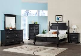 Queen Black Bedroom Set Sears