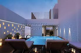 Pool Garden Design Fascinating 48 BR PENTHOUSE1483m48 ROOF GARDEN POOL GERMASOYIA