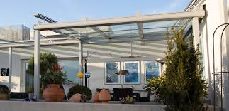 Terrassenüberdachung Alu Glas Aktuelles Fenster Planen