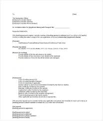interview invite letter template invitation visa sle to