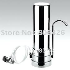 countertop water purifier water purifier with pp combined filter tap faucet connector waterlogic countertop water purifier