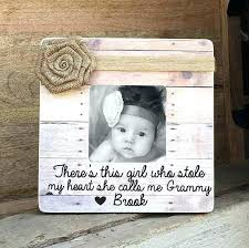 grammy picture frame aunt gift photo sister frame picture grammy and papa picture frame