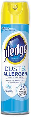 dusting wood furniture. pledge dust u0026 allergen furniture spray dusting wood s