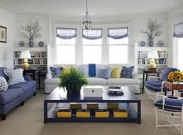 blue and white interiors living rooms kitchens bedroomore blue gray living room