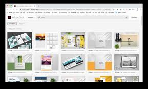 Adobe Flyer Creator Lovely Start Designing With Stock