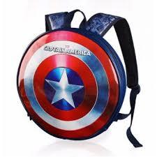 Круглый <b>Рюкзак</b> Капитан Америка <b>Marvel</b> Captain America ...
