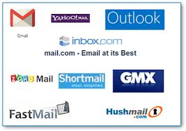 List Of Best Free Email Service Providers Online Website Design