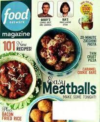 food network magazine 2015. Wonderful Network Image Is Loading EasyMeatballRecipesFoodNetworkMagazineMarch2015 In Food Network Magazine 2015 W