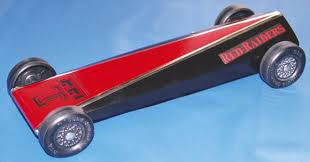 Fastest Pinewood Derby Designs - April.onthemarch.co