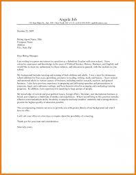 Education Cover Letters Business Teacher Cover Letter News