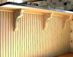 bar counter overhang granite overhang support bar minimum bar counter overhang