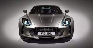 Aston Martin One 77 Aston Martin Aston Martin
