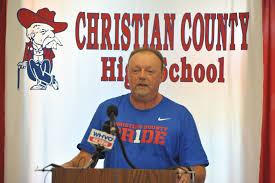 Frankie Smith introduced as Christian Co. hoops coach   Sports   Kentucky  New Era