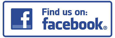 Image result for find us on facebook official logo small