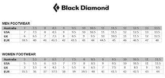 Black Diamond Mens Momentum Climbing Shoes Ash