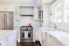 Mediterranean Tile Kitchen Glass Tiles Come In Clear Pearlescent And Opaque Varieties Shiny  Metal Backsplash Complement Urban Chic Style Modern Kitchens
