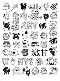 Buff Monster Illustrations в 2019 г идеи для татуировок