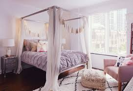 Pastel Colors Bedroom Bohemian Bedroom Inspiration Four Poster Beds With Boho Chic Vibes