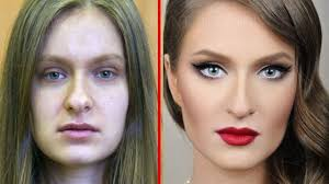 amazing women makeup transformation that will show you crazy power of ma