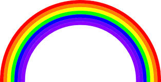 Image result for rainbow stars clipart