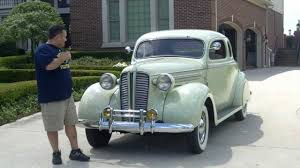 1937 Dodge Brothers Business Coupe Classic Car for Sale in MI ...