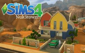 Small Picture The Sims 4 House Building Small Family Home Nuketown Neighborhood