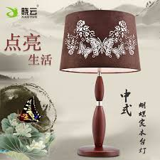 get ations xiao yun lighting wood modern new chinese restaurant study lamp living room with owen futaba furniture