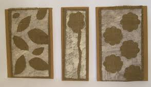 Decorating With Burlap Burlap Wall Art Spectacular In Decorating Home Ideas With Burlap