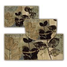 lovable brown kitchen rugs kitchen rug sets