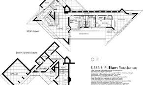 House Plans Usonian House Plans  Frank Lloyd Wright Usonian Frank Lloyd Wright Floor Plan