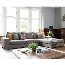 verona right hand corner sofa mocha