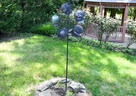 garden wind hammered metal garden wind sculpture garden wind spinners nz
