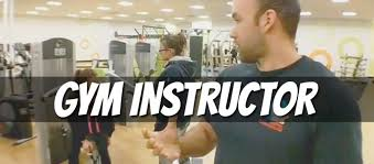 gym instructor week 2 gym instructor course fit training