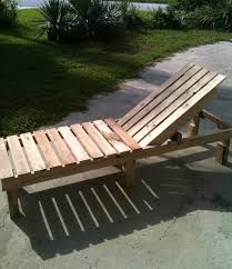 pallet outdoor furniture plans. Chaise Lounge By Pallirondack Pallet Outdoor Furniture Plans