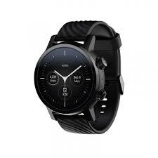 <b>Умные часы Motorola</b> Moto 360 3rd Gen 2020 Phantom Black ...