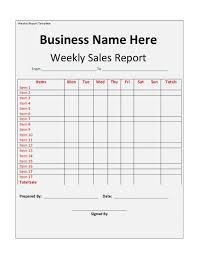 Weekly Marketing Report Template Weekly Report Template Report Template Marketing Report