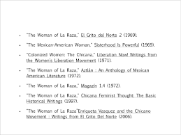 malcs institute paper the case of the second chicana annemarie on those terms enriqueta vásquez s variously titled article can be counted as one of the most influential essays of the chicano movement