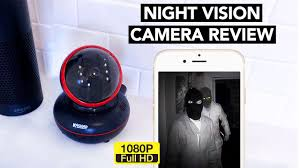 Best Home Security Camera Night Vision IP & Full HD Review