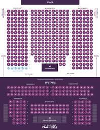 Seating Chart The Ridgefield Playhouse