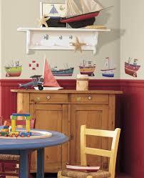 Nautical Bedroom Decor Nautical Room Decor Colorful Kids Rooms