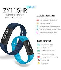 ZY-115HR Health Monitoring IP67 Waterproof Movement Steps ...