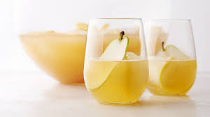 Punch Pear Tablespoon - Recipe com Sparkling
