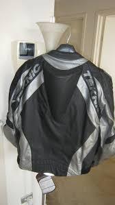 Syd Black Teknic Violator Leather Jacket Size 50 60 Price