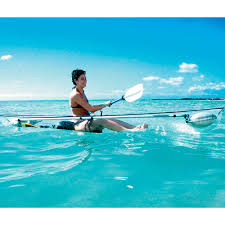 Transparent Canoe Kayak Really Cool Looking Transparent Kayak Pics