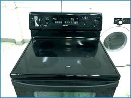 how to clean whirlpool glass top stove steam cleaning
